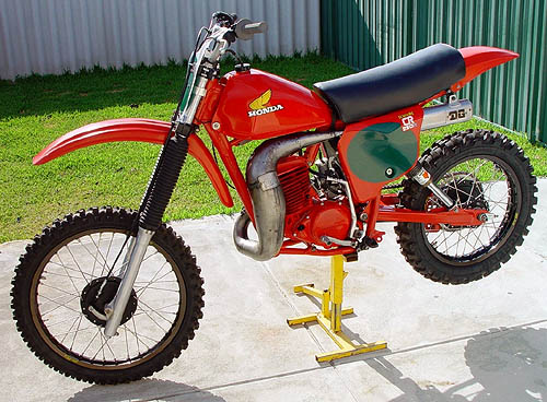 1997 Honda Cr250 Sold within 4 weeks to a customer in Geelong, Vic through the DBA web ...