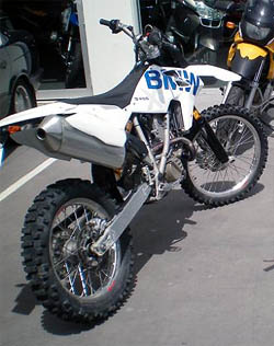 Bmw G450 X Dirt Bike Tested And Reviewed